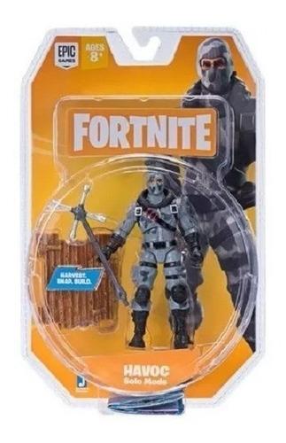 Fortnite - Havoc Articulado 10cm Original - Fnt0096