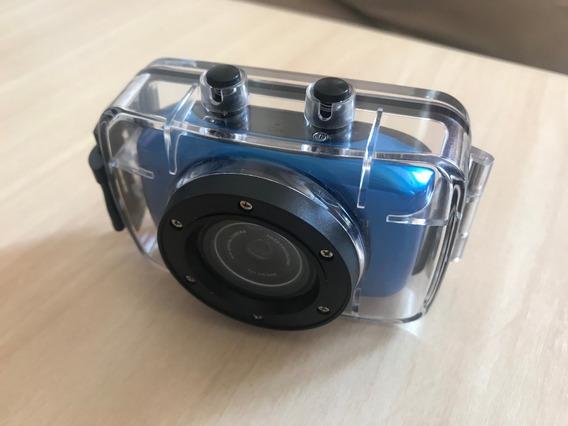 Câmera Digital Proteste 760 (estilo Gopro)