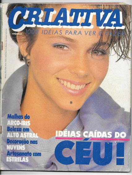 Luc084 Revista Criativa Ano 2 Nº 20 Rio Gráfica Editora