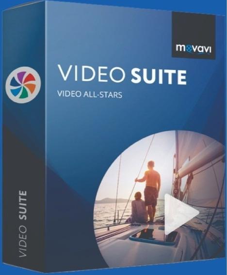 Moavi Video Suíte 2020 - Edição Vídeo - Envio Por Email