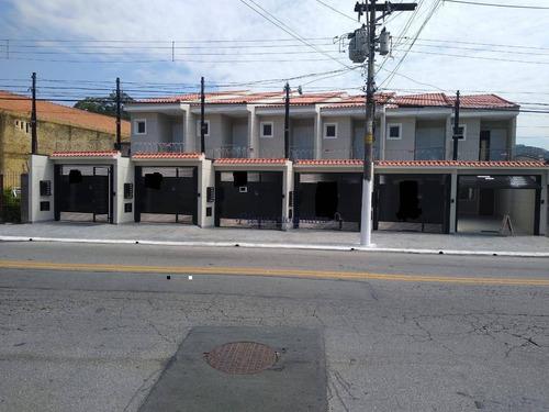 Sobrado Com 3 Dormitórios À Venda, 113 M² Por R$ 660.000,00 - Vila Mazzei - São Paulo/sp - So0247