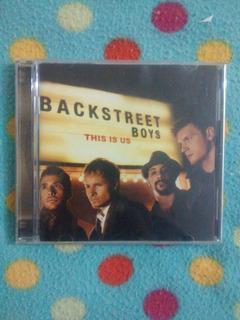 Backstreet Boys - This Is Us - Cd