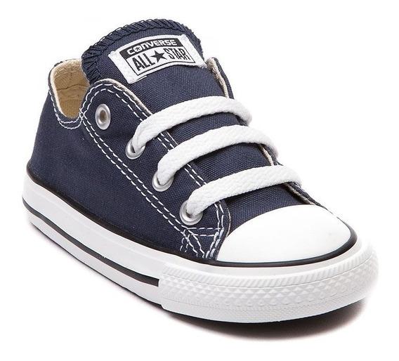 Converse Azul Bebe