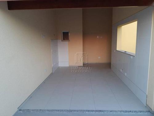 Cobertura À Venda, 100 M² Por R$ 385.000,00 - Parque Das Nações - Santo André/sp - Co4088