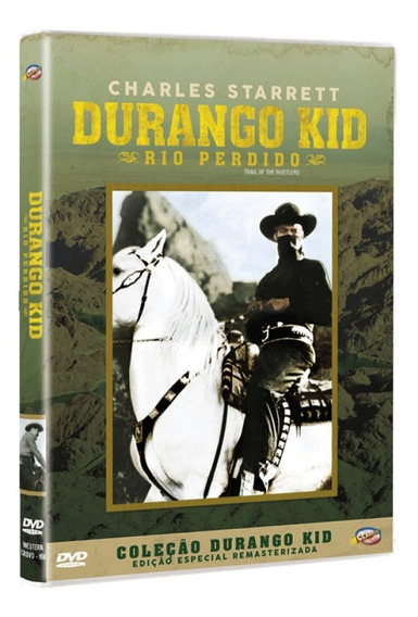 Durango Kid - O Rio Perdido - Lacrado - Classicline