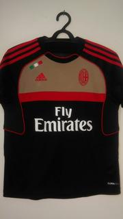 Camisa Infantil Milan Da Itália - adidas 2011