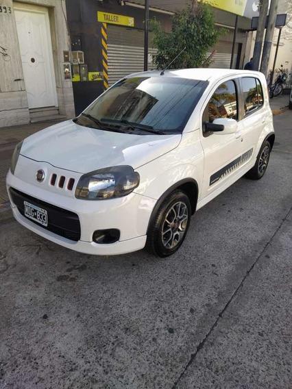 Fiat Uno 1.4 Sporting Pack Seguridad 2013