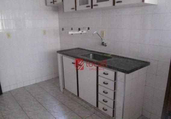Apartamento Residencial À Venda, Vila Imperial, São José Do Rio Preto. - Ap0704