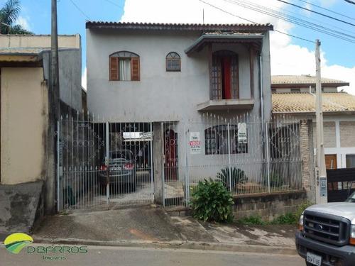 Hipica Pinheiros - Taubate - Sobrado - 4 Dorms - Sendo 1 Suite - 3 Salas - 3 Banheiros - 6 Vgs - Terreno 282mta - A.c.232mts - 6002 - 34496860