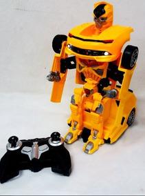 Carro Controle Transformers 28 Cm Drift