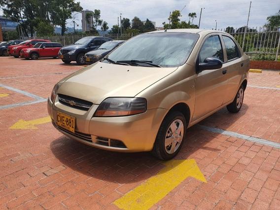 Chevrolet Aveo Ls 1.4 L 16v