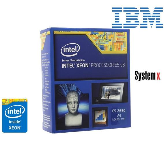 Intel Xeon E5 2630 V3 (20m Cache, 2.40 Ghz)
