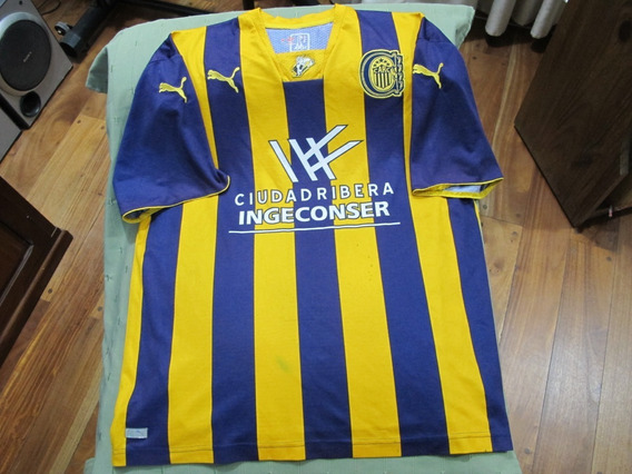 Camiseta Rosario Central Puma 2010 Xl