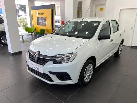 Nuevo Renault Logan 1.6 Life (mb) (pr)