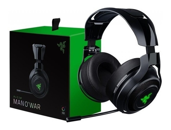 Headset Razer Mano War 7.1 Wireless Man O