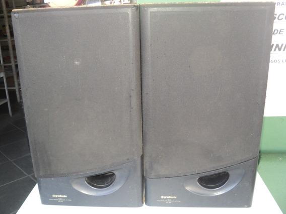 2 Caixas De Som Gradiente-mod. W-20-usada E Funcionando