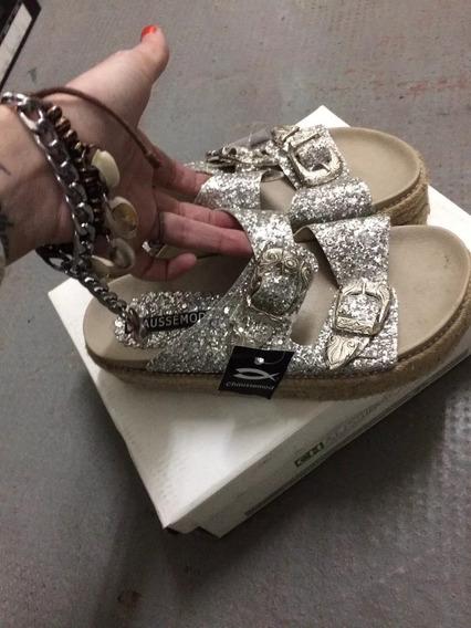 Zapato Verano Brillo