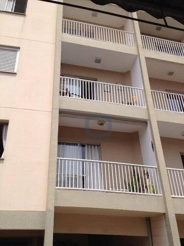 Apartamento Com 3 Dormitórios À Venda, 79 M² Por R$ 309.000,00 - Jardim Das Oliveiras - Campinas/sp - Ap0523