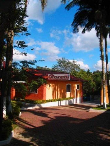 Imagem 1 de 18 de Chácara À Venda, 6380 M² Por R$ 2.500.000,00 - Jardim Arujá - Arujá/sp - Ch0122