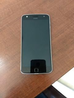 Smartphone Motorola Moto Z Play 32gb Preto E Prata - Usado