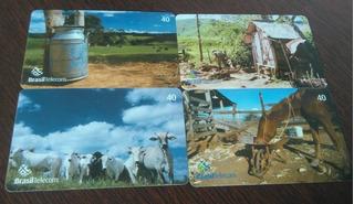 Cartões Telefônicos Fazenda Go