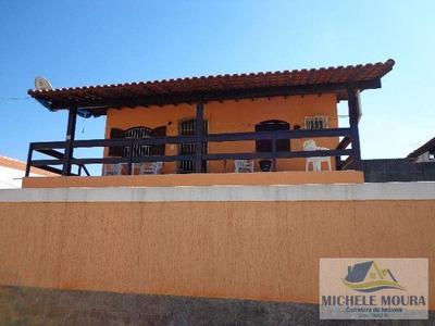 Casa Para Venda Em Araruama, Boa Perna, 2 Dormitórios, 1 Banheiro, 3 Vagas - 221