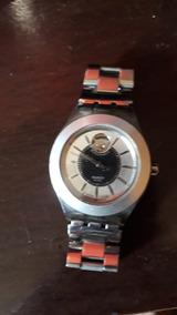 Relogio Swatch Automatico Aluminio