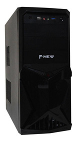 Cpu Nova Intel Core 2 Duo E8400 4gb Hd 500gb Dvd Wifi