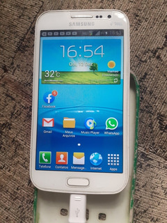 Galaxy Win Duos Gt-i8552b - Leia O Anúncio