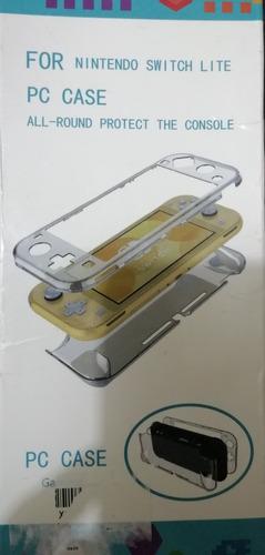 Imagen 1 de 1 de Estuche Case Protector Para Nintendo Switch Lite Nuevo