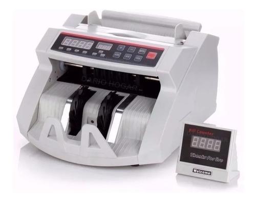 Maquina Cuenta Dinero Detector ,dolares,pesos 1700 X Minuto