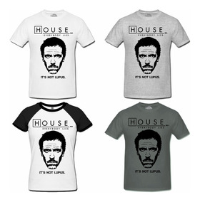 Camisetas House Md - Dr House - Breaking Bad - Camisa Series