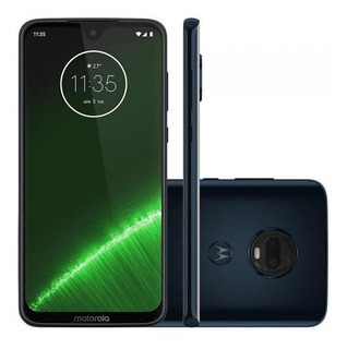 Smartphone Motorola Moto G7 Plus 64gb 4gb Tela 6.24 (dual Tr