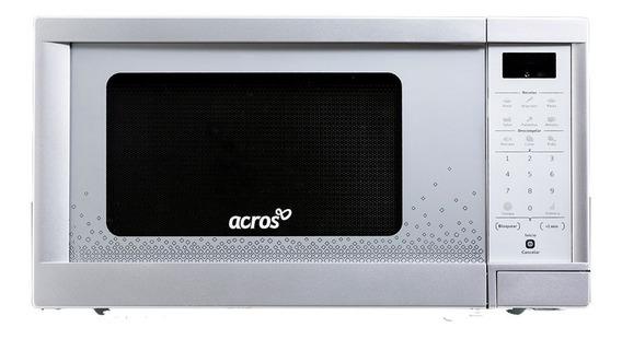 Horno Microondas 1,1 Pies 900 W Silver Am-1011d Acros