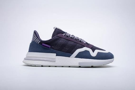 adidas Zx 500 Rm Commonwealth Purple/navy