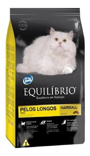 Equilibrio Gatos Pelos Longos 7,5kg E - kg a $23625