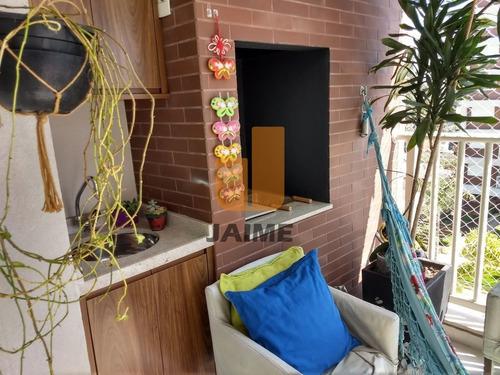 Apartamento Para Venda No Bairro Pompéia Em São Paulo - Cod: Ja14835 - Ja14835
