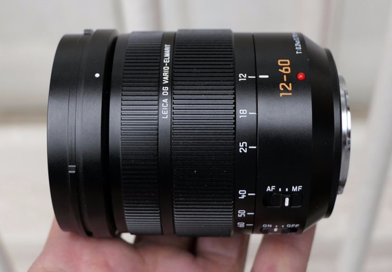 Panasonic Leica 12-60mm F/2.8-4 Asph Power Ois G7 G9 Gh4 Gh5