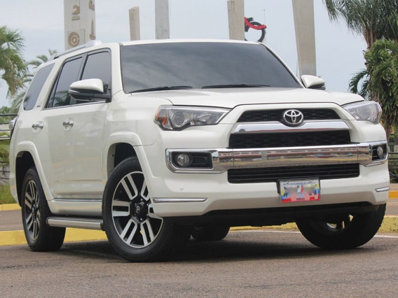 Toyota 4runner Limited 4x4 - Automatica