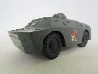 Miniatura De Tanque Militar De Metal Sem Caixa Jorgetrens
