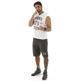 a996bb1659 Camiseta Everlast Machão Branca Bronx Boxing