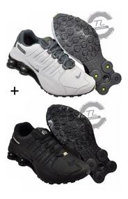 Kit 2 Pares Sxhox Nike Nz Classic Deliver Junior Promoção St