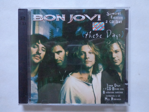 Bon Jovi - These Days Special Edition 1996 (cd)