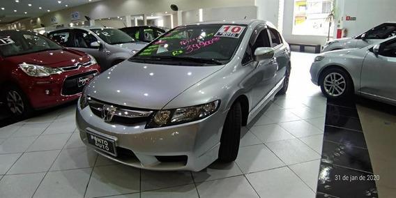 Honda Civic Lxl 1.8 Flex Automatico 2010