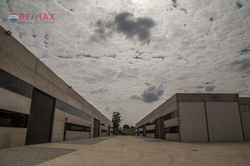 Galpão Para Alugar, 600 M² Por R$ 12.900,00/mês - Parque Reserva Fazenda Imperial - Sorocaba/sp - Ga0171