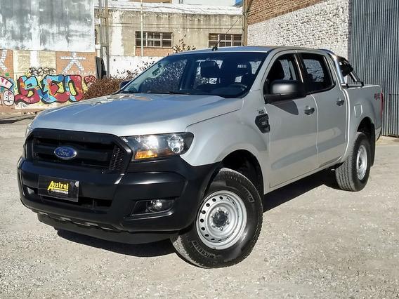 Ford Ranger Xl 2.2 Tdci D/c 4x4 L/16 2016
