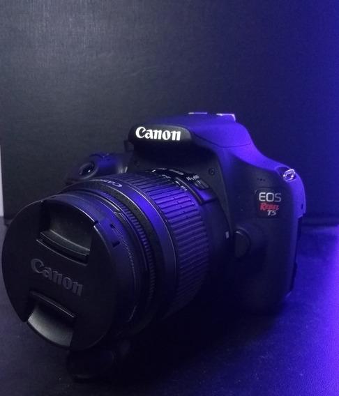 Canon T5 - Dslr - 9k Clicks!