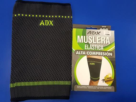 Muslera Elástica De Alta Compresión Adx Todas Las Tallas