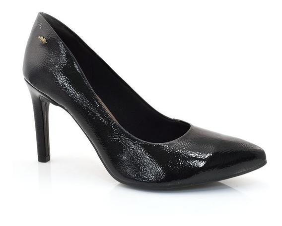 Sapato Scarpin Dakota Preto Verniz Salto Fino Ref B9811