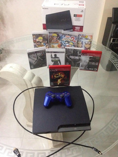 Playstation 3 160 Gb + 13 Juegos (buenas Condiciones)